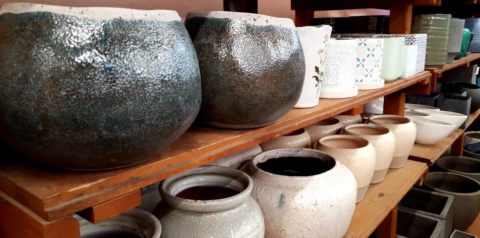 Vasi da esterno e da interno v i p garden - Vasi ceramica esterno ...