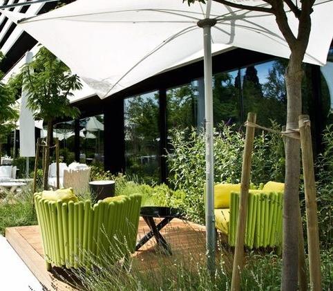 Vip garden roma