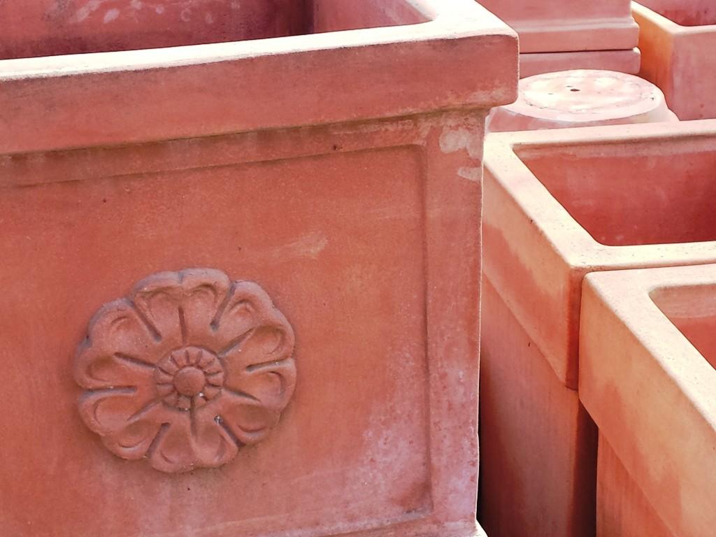 Vasi da esterno e da interno v i p garden - Vasi terracotta da giardino ...