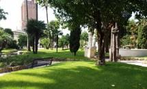 Parco storico Villa Aldobrandini - Roma