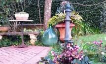 Giardino romantico